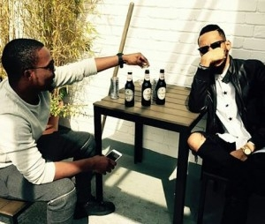Ybnl Boss, Olamide And Phyno Enjoying Themselves In London [See Photos]